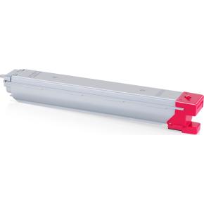 Samsung CLX-9201NA lasertoner, rød, 15.000 s.