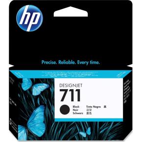 HP nr.711/CZ129A blækpatron, sort