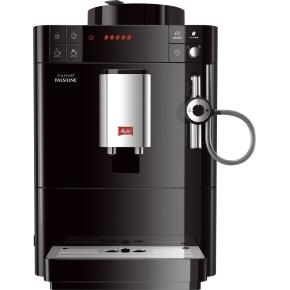 Melitta Caffeo Passione kaffemaskine, sort
