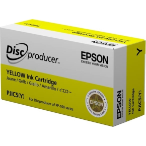Epson C13S020451 blækpatron, gul, 26ml