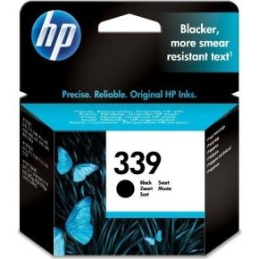 HP 339/C8767EE blækpatron, sort, 860s