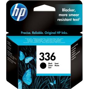 HP 336/C9362EE blækpatron, sort, 210s