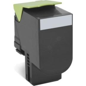 Lexmark 70C2HKE lasertoner, sort, 4000s