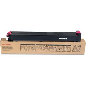 Sharp MX-23GTMA lasertoner, rød, 10000s