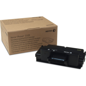 Xerox 106R02305 lasertoner, sort, 5000s