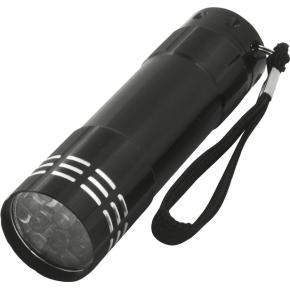 Nor-Tec lommelygte LED, 9 dioder