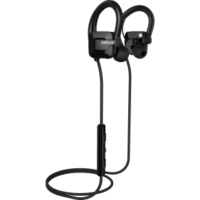Jabra Step Wireless Stereo Bluetooth headset, sort