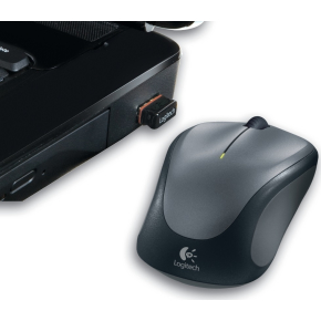 Logitech Wireless Mouse M235, grå
