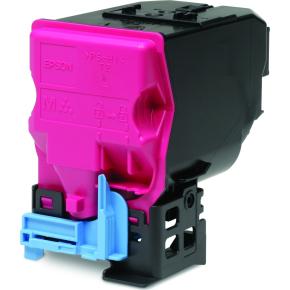 Epson C13S050591 lasertoner, rød, 6000s