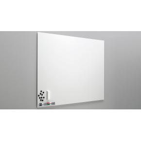 Vanerum Diamant whiteboard 118 x300, hvid