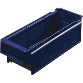 Arca systembox, (LxBxH) 300x115x100 mm, 2,4 L,Blå