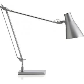 Solus 2 lampe sort inkl. bordfod