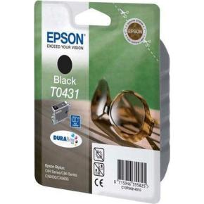 Epson nr.T043/C13T04314010 blækpatron, sort, 1350s