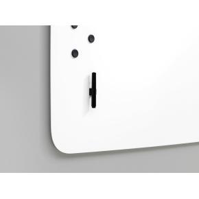 Lintex Air Flow Whiteboard, 149 x 119 cm
