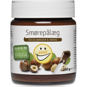 EASIS Smørepålæg sukkerfri, 250 gr