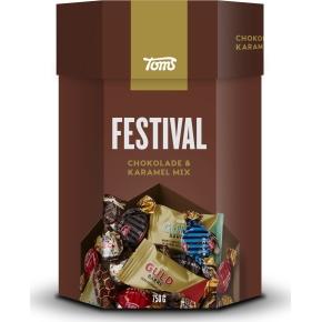 Toms Festival, 750 g