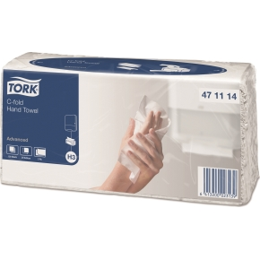 Tork H3 Advanced Håndklædeark, 3-fold, 20 pk