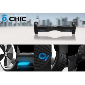 CHIC IO SmartBoard C1 m. Bluetooth højttaler, sort