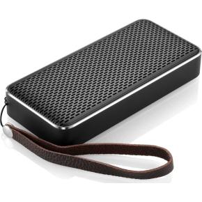 Bluetooth højttaler med kraftfuld powerbank