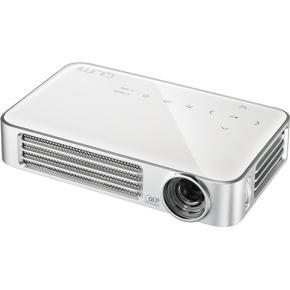 Vivitek Qumi Q6, mini projektor, hvid