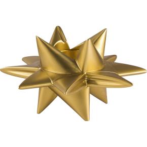 Stjernestage Guld, H.10 cm
