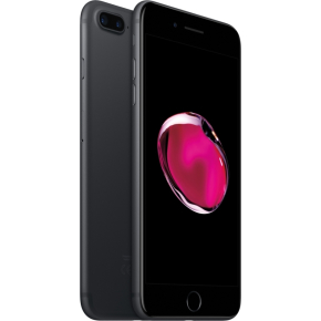 Apple iPhone 7 Plus, 256GB, Sort