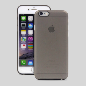 Twincase iPhone 6S plus case, transparent sort