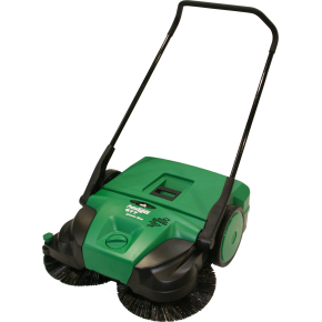Haaga fejemaskine 677 akku Green Edit. - 3600 m2/t