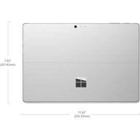 Microsoft Surface Pro4, 256GB i7, 16GB - Sampak