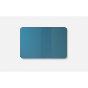 Lintex Mood Fabric Wall Glas, 150 x 100 cm, blå