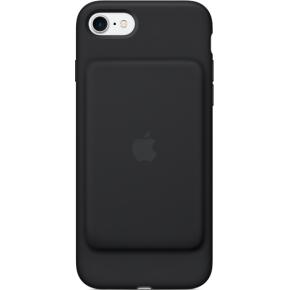 Apple Smart Battery Case til iPhone 7, Sort