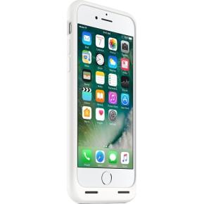 Apple Smart Battery Case til iPhone 7, Hvid