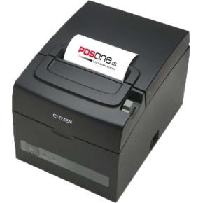 Citizen termo bonprinter med USB kabel og netværk