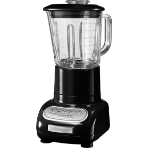 KitchenAid Artisan Blender, 1,5 + 0,75l, Sort