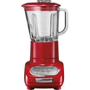 KitchenAid Artisan Blender, 1,5 + 0,75l, Rød