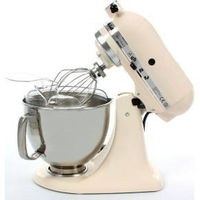 KitchenAid Artisan Standmixer, Creme