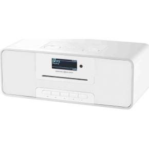 IRC IKR136ODABBT DAB+/FM/CD/BT Hvid