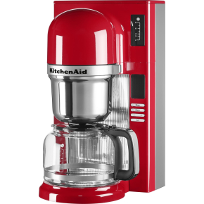 KitchenAid Pour Over kaffemaskine, 1,25l, Rød