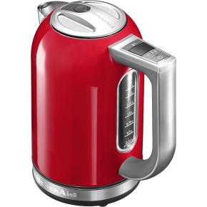 KitchenAid Elkedel, 1,7l, Rød - køb til fast lav pris - Lomax A/S