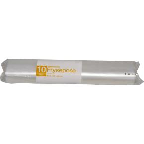 Fryseposer med skrivefelt 10 L
