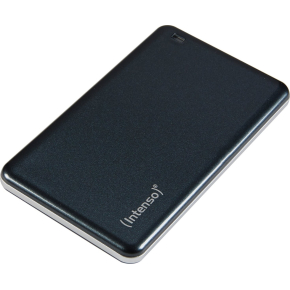 Intenso Solid State Drive, 256 GB, USB 3.0, sort