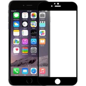 Coolreall Skærmbeskyttelse til iPhone 7, sort