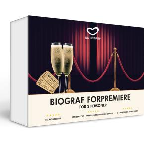 Oplevelsesgave - Biograf forpremiere for 2