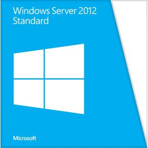 Microsoft Windows Server 2012, Standard,  ENGELSK