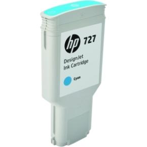 HP 727 DesignJet blækpatron, 300ml, blå