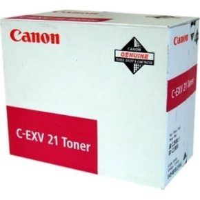 Canon 0454B002AA lasertoner, rød, 26000s