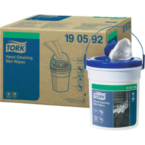 Tork Wet Wipe renseservietter hænder, 58 stk.