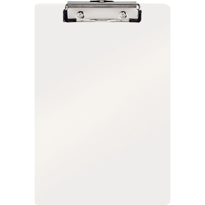 Leitz Bebop clipboard, hvid