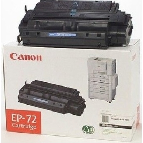 Canon EP-72/3845A003AA lasertoner, sort, 20000s