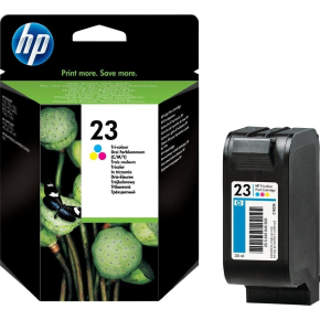 HP nr.23/C1823DE blækpatron, 3-farvet, 620s